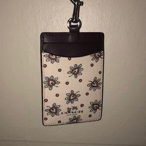 Other - Coach Lanyard ID/Card holder